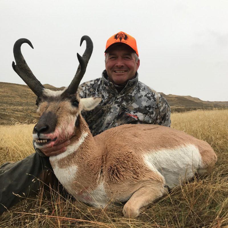 Mike Mills Antelope