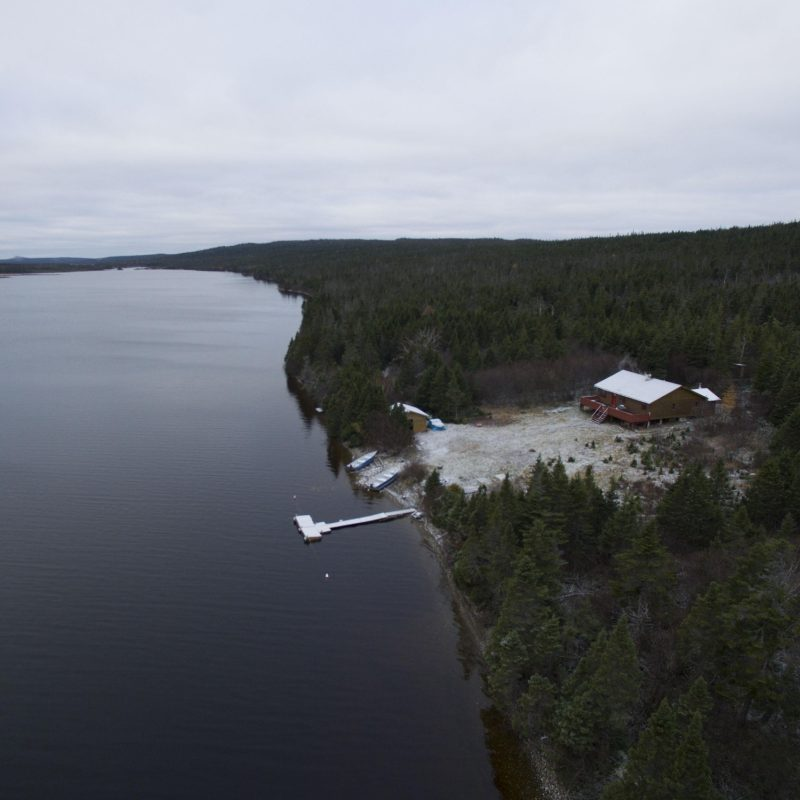 Newfoundland Lodge Aerials 3