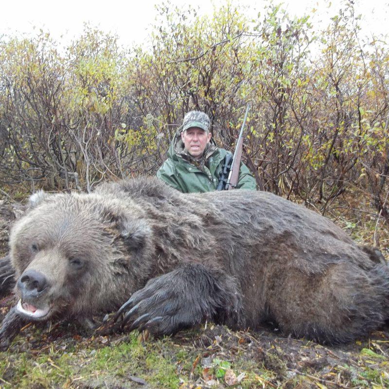 Steves Alaska Brown Bear Hunt 164