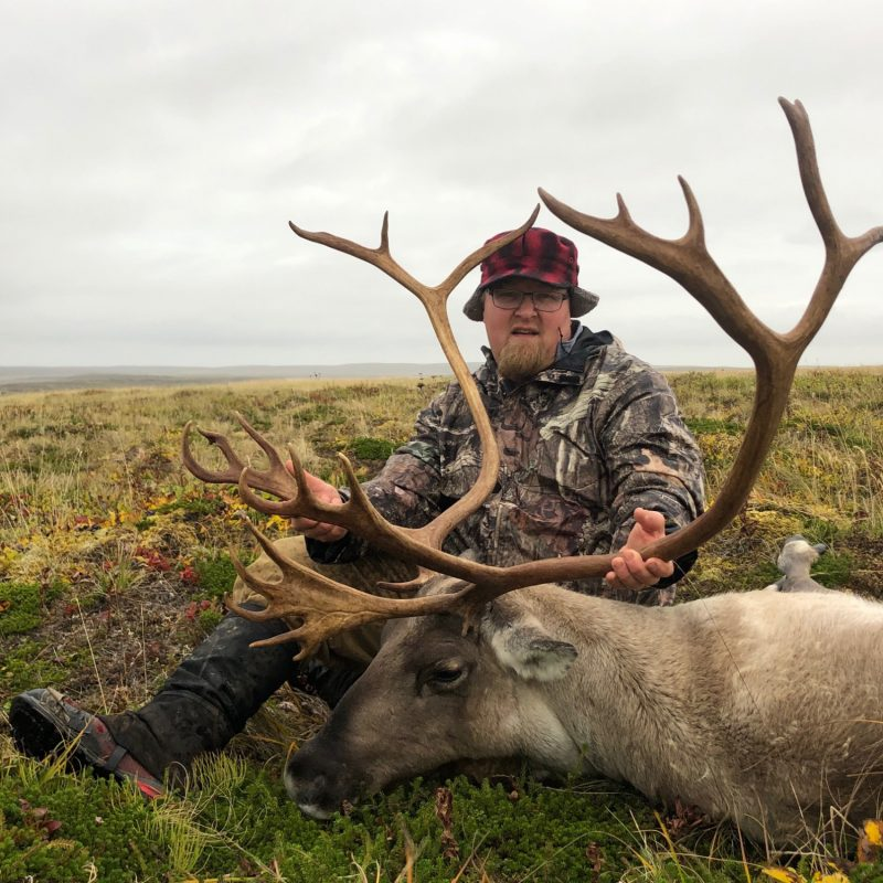 Trombley Guided Caribou 3