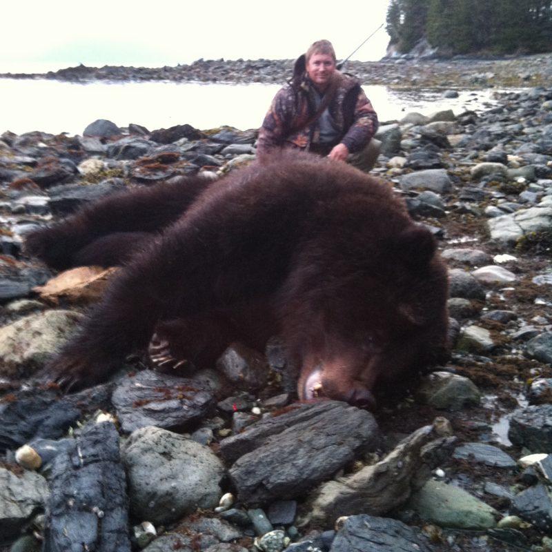 Mike knutson bear
