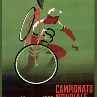 1965 Ciclo Cross Champ poster