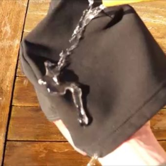 orkaan wind and waterproof hat for cyclists & runners