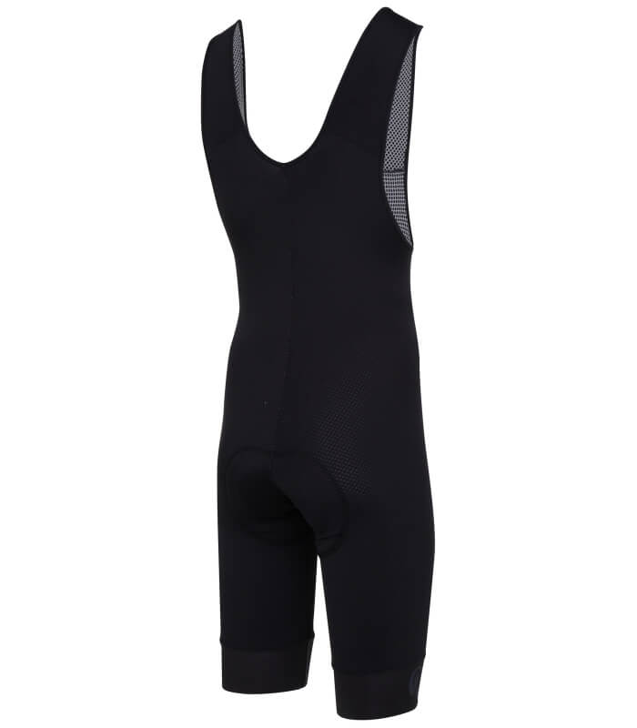 stolen goat bodyline one bibshorts black back