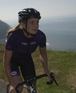 stolen goat purple cycling jersey ladeis intergalactic 2