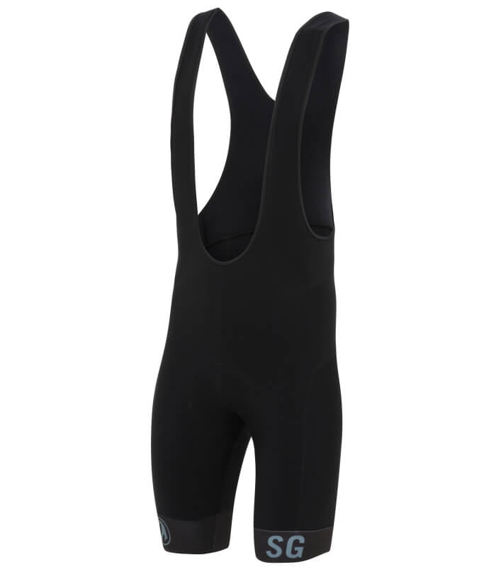 stolen goat Orkaan bib shorts cycling waterproof front