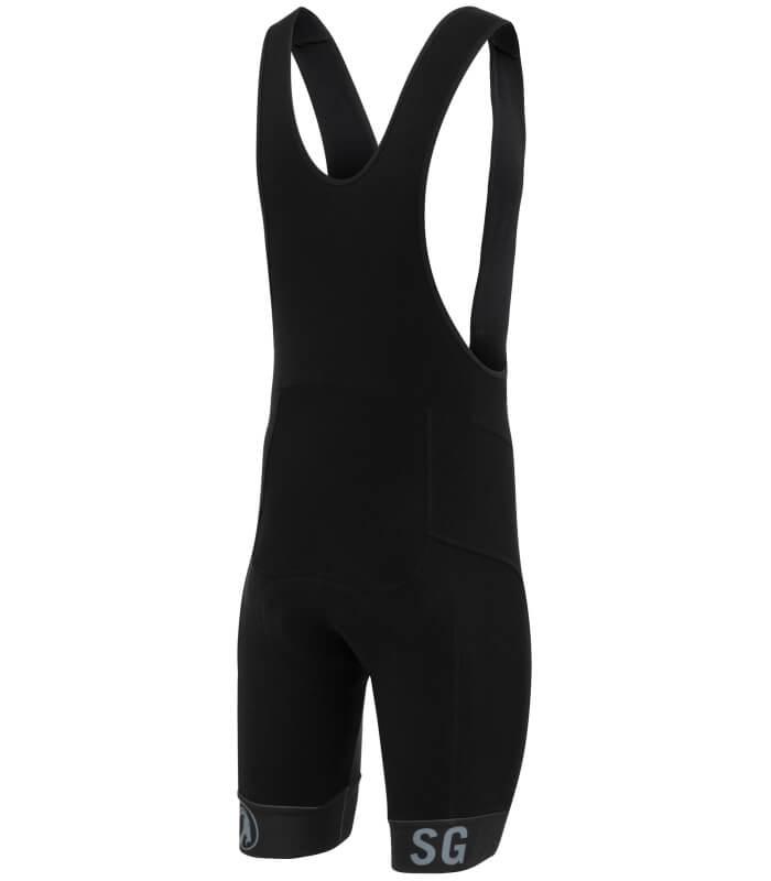 stolen goat Orkaan bib shorts cycling waterproof back