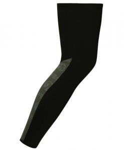 orkaan reflective waterproof leg warmers side