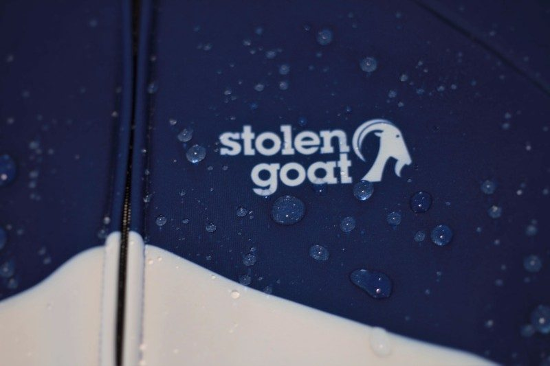 stolen goat waterproof cycle shorts and clothing