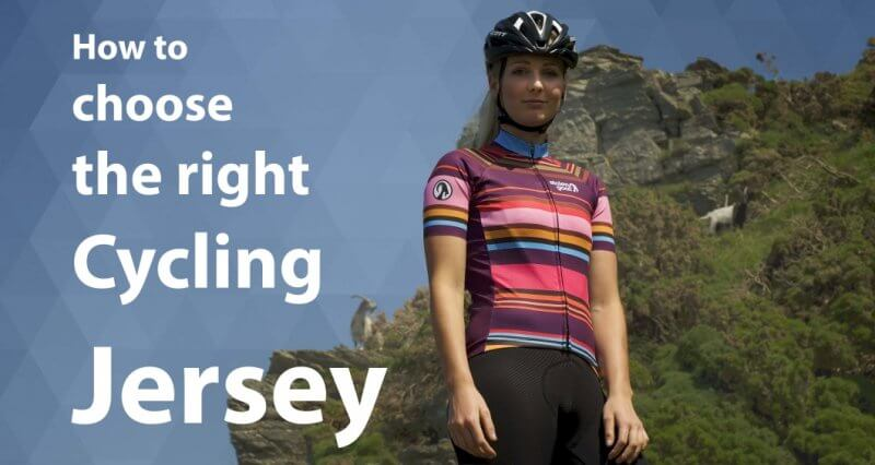 how to choose the best cycling jersey
