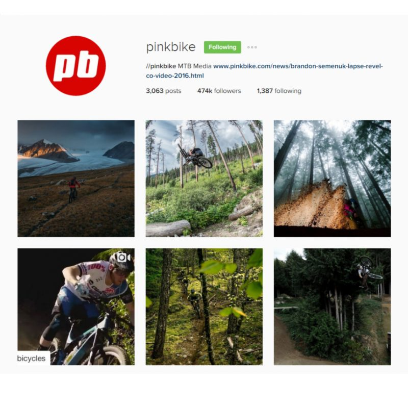top 10 instagram accounts to follow for cyclists