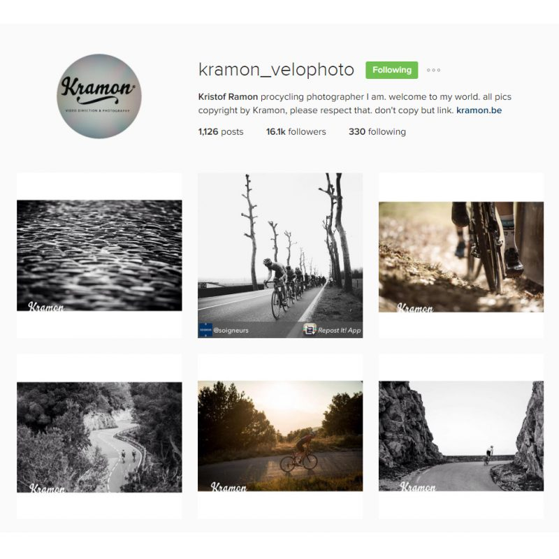 top 10 instagram accounts to follow for a cyclist