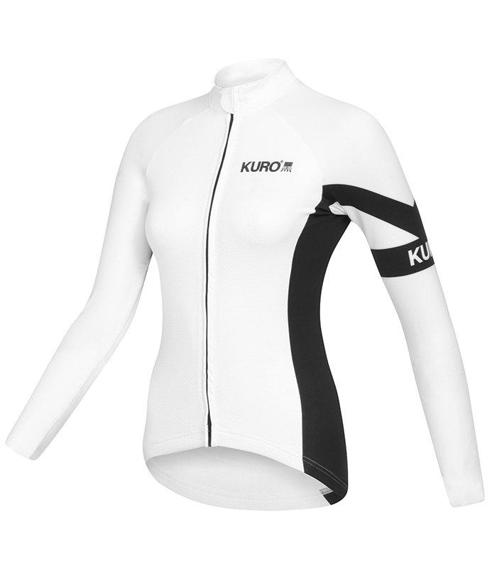 bodyline-ls-jersey-womens-kuro-white-front