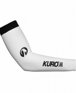 orkaan-arm-warmers-unisex-kuro-white-front