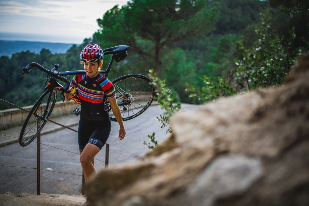 la ridley stolen goat cycling kit for women