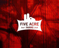 Five Acre Farms Barn Logo
