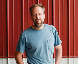 Dan Horan, Chief Executive Officer of Five Acre Farms