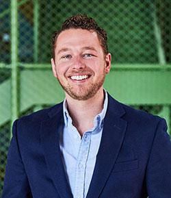 Luke Saunders, Founder & CEO, Farmer's Fridge