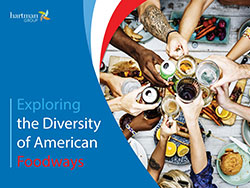 Diversity of American Foodways 2019 cover