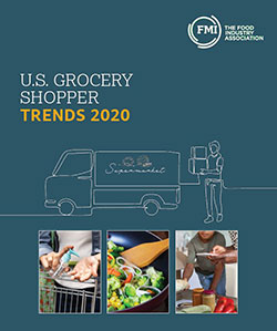 FMI Trends 2020 Report Cover