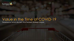 THG Value in the Time of COVID-19