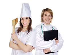 Chef and Doctor