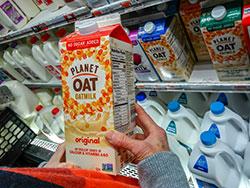 Planet Oat milk