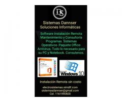 Office Profesional Plus  2016  Software (Instalación Remota)