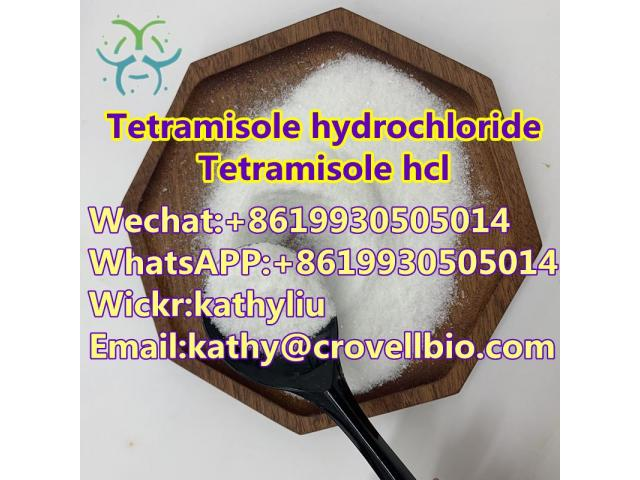 5086-74-8 Tetramisole hydrochloride / Tetramisole hcl powder with China factory price +8619930505014