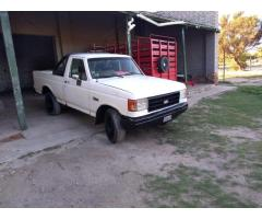 vendo ford f 100 con trailer