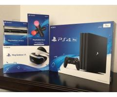 Sony PlayStation 4 Pro Console - Jet Black