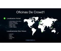 Oferta de empleo en Crowd