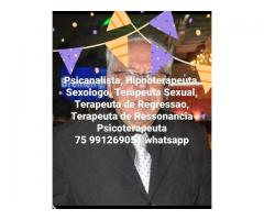 TERAPEUTA SEXUAL CARLOS SAMPAIO PACHECO 75 991269051 whatsapp