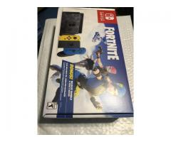 Nintendo Switch Fortnite Wildcat