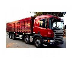 Scania P 310 8X2 Bitruck Leito Opticruiser Ano 14