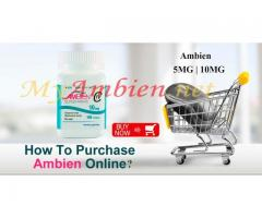 Buy Ambien 10mg online - order Ambien 10mg Zolpidem online overnight delivery