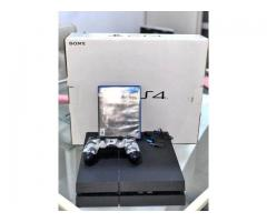 Play station ps4 500gb