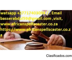 How to Win a Court Case spells+27717403094