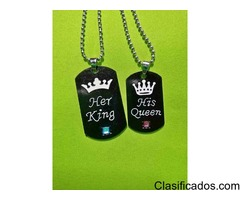 Placas King quenn Duo