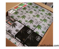 Potent THC Vape Carts and other Brands Available