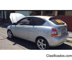 Vendo Carro Hyundai Accent 2008