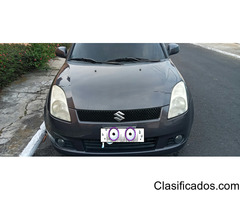 Suzuki Swift 2007, gas y Gasolina perfecto Estado