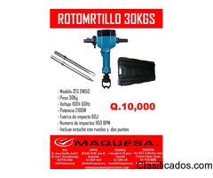 MARTILLO DEMOLEDOR DE 30KG