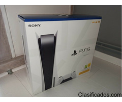 Sony Play station 5 (P S 5) Console Disc Version