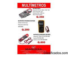 MULTIMETROS