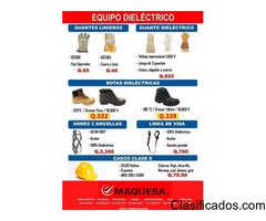 EQUIPO DIELECTRICO