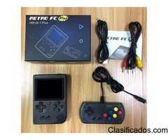 Mini consolas retro plus con control