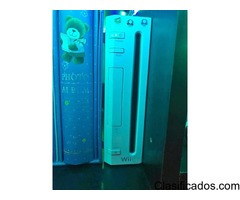 Se vende Wii Color Blanco