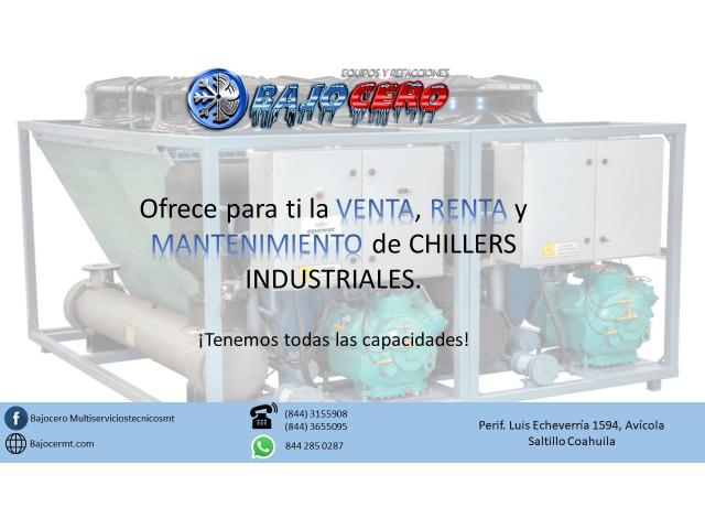 chillers michoacán
