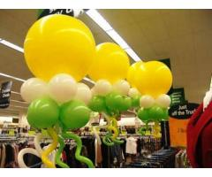 GLOBOS GIGANTES DE LATEX DE COLORES